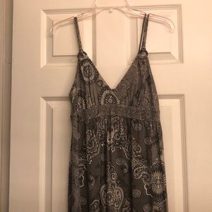 Lucky Brand Midi Summer Dress
